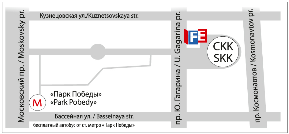 Петербургский СКК, пр.